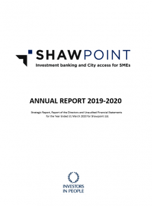 Shawpoint 2020 Annual Report